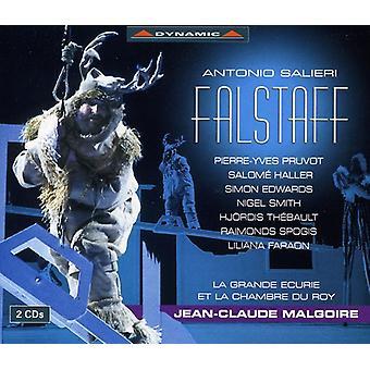 A. Salieri - Salieri: Falstaff [CD] USA import