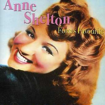 Anne Shelton - Forces Favourite [CD] USA import