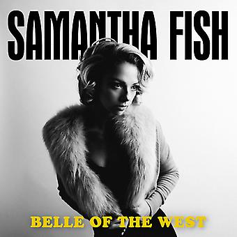 Samantha Fish - Belle of the West [CD] USA import