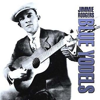 Jimmie Rodgers - Blue Yodels [CD] USA import