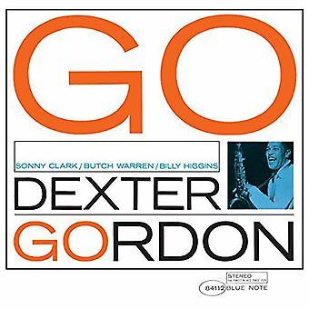 Dexter Gordon - Go [Vinyl] USA import