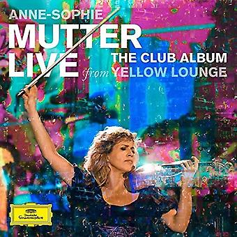 Anne-Sophie Mutter - The Club Album-Liv [CD] USA import