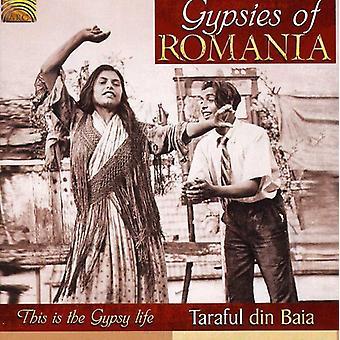 Baia Taraful Din - gitanos de Romania-This es importar los E.e.u.u. gitana vida [CD]
