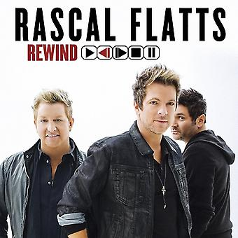 Rascal Flatts - Rewind [CD] USA import