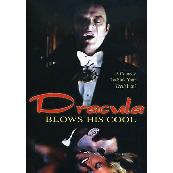 Dracula Blows His Cool [DVD] USA import