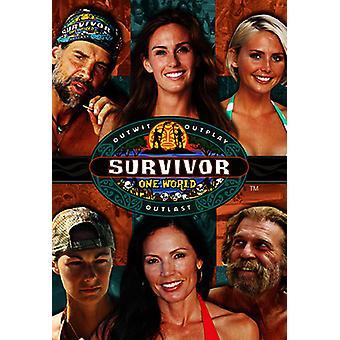 Survivor: One World [DVD] USA import