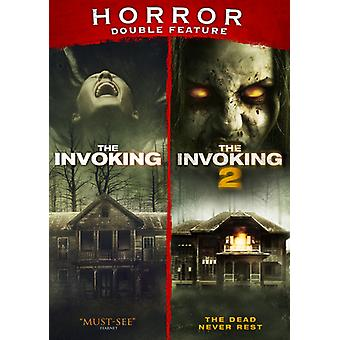 Invoking / Invoking 2 Double Feature [DVD] USA import