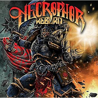 Necrophor - Reborn [CD] USA import