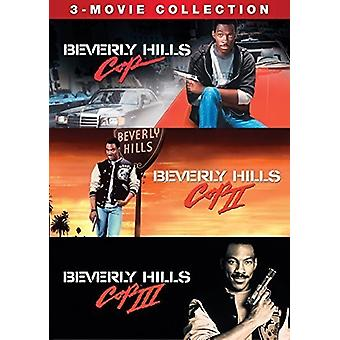 Beverly Hills Cop 3-Movie Collection [DVD] USA import