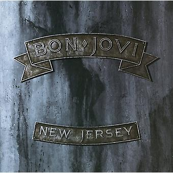 Bon Jovi - importation USA New Jersey [CD]