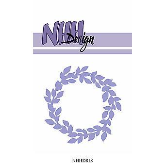 NHH Design Wreath 3 Dies