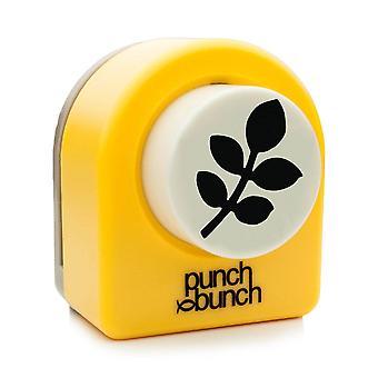 Punch Bunch Large Punch - Ash Leaf