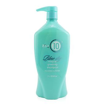 It's A 10 Blow Dry Miracle Glossing Shampoo 1000ml/33.8oz