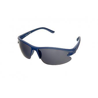 Solglasögon Unisex mörkblå (H65)