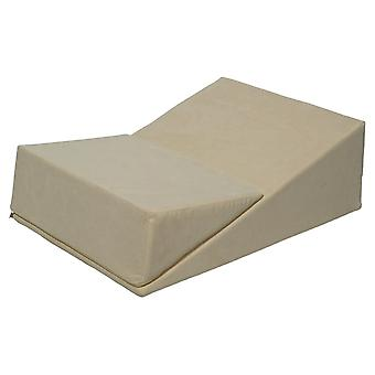 Sex Sofa klappbar Dreieck aus weiß