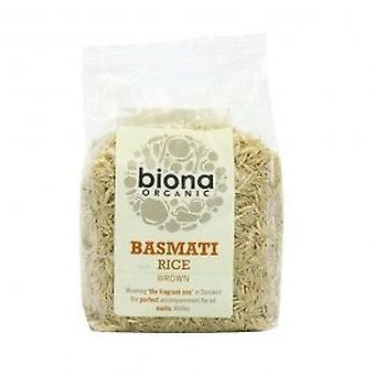 Biona - Org Brown Basmati Rice 500g