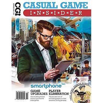 Casual Game Insider Magazine (édition du printemps 2020)