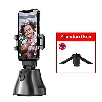 Smartphone Selfie-shooting Gimbal, 360 Auto-tracking Phone-holder Selfie-stick,