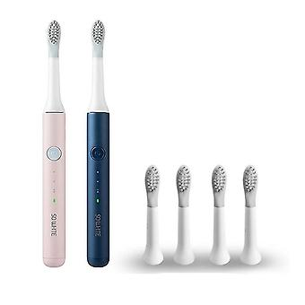 Rechargeable, Waterproof, Electric Toothbrush For Teeth Cleaning
