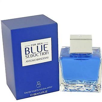 Antonio Banderas Blue Seduction For Men Eau de Toilette Spray 100ml
