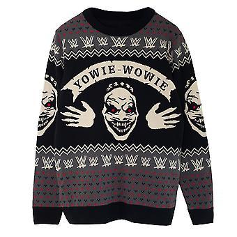 WWE The Fiend Bray Wyatt Yowie Wowie Men's Knitted Jumper Merce ufficiale