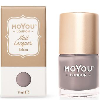 MoYou London Stamping Nail Laque - Falcon 9ml (mn043)