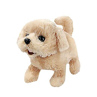 Realistic Handmde- Electric Tedddy Dog Toy