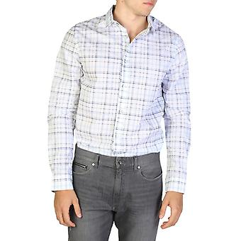 Armani exchange men's long sleeves shirts