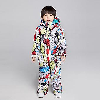 Searipe Kids Ski Suit, Brands Waterproof And Snow Set Pants- Winter Skiing And