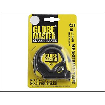 Globemaster Tape Measure 7.5m 5025