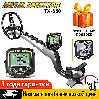Metal Detector Underground Professional Depth Finder Gold Detector Treasure