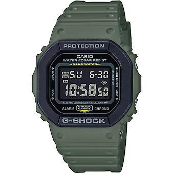 Casio G-Shock Watch DW-5610SU-3ER - Nasta Gents Quartz Digitaalinen