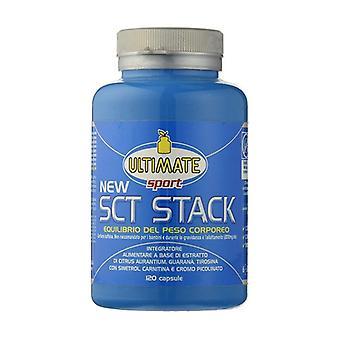 Sct Stack 120 capsules