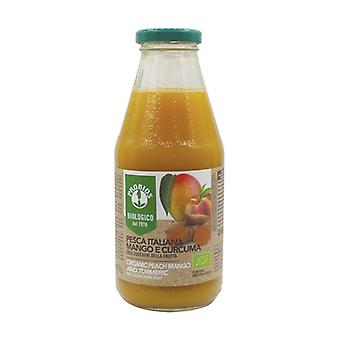 Peach Mango Turmeric Drink 500 ml
