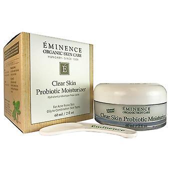 Eminence clear skin probiotic face moisturizer 2 oz
