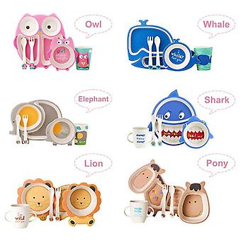 Cartoon Tableware Set