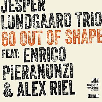 Jesper Lundgaard - 60 Out of Shape Feat. Enrico Pieranunzi [CD] USA import