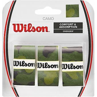 Wilson, 3x Griplinda Camo - Green