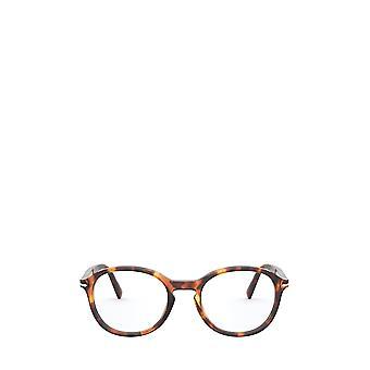 Gafas unisex de tortuga miel Persol PO3239V