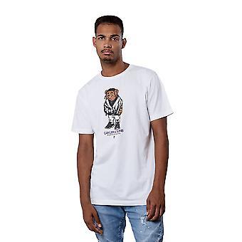 CAYLER & SONS Mäns T-Shirt WL Lila Swag vit