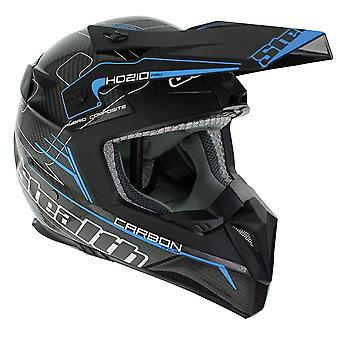 Stealth HD210  Adult MX Helmet - Blue