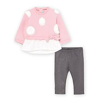 Mayoral baby girls legging set 2790/94