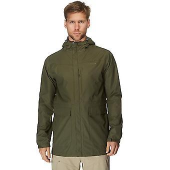 New Peter Storm Men's Cyclone Waterproof Jacket Green