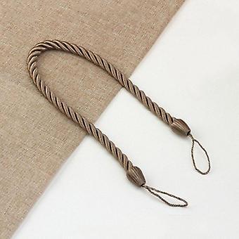 1pc Handmade Weave Curtain Holder Tieback
