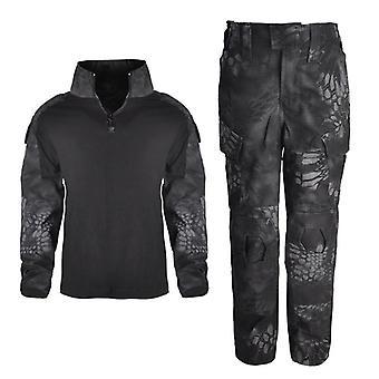 Kinder-Camouflage Trainingskleidung Anzug