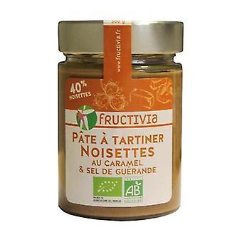 Caramel hazelnut spread & Guérande salt 300 g