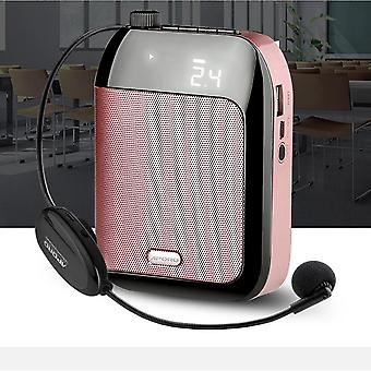 T9 Portable Wireless Bluetooth Voice Amplifier With Mic 2.4g Wireless Speaker