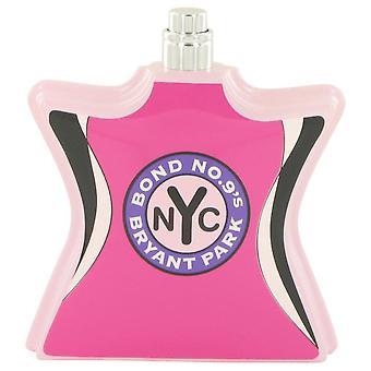 Bryant Park Eau De Parfum Spray (Tester) By Bond No. 9 3.3 oz Eau De Parfum Spray