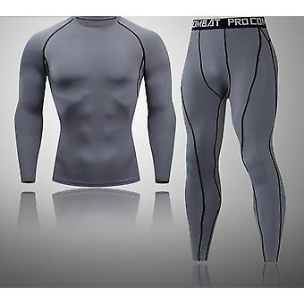 Men's Thermal Underwear Suit