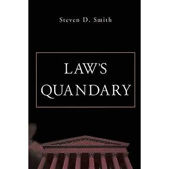 Law's Quandary av Steven D. Smith - 9780674025738 Bok